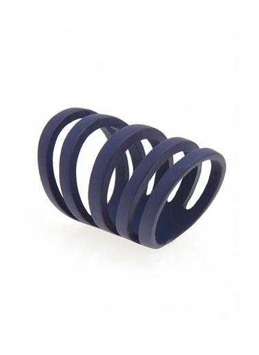 Twist Yüzük Mavi